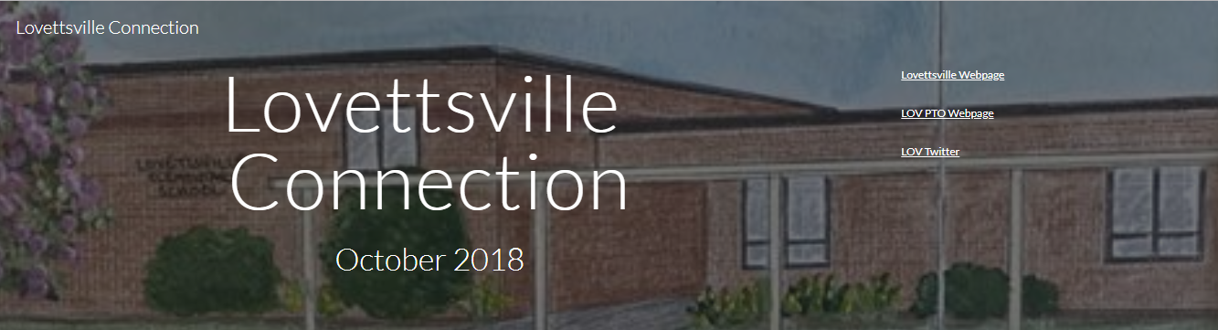 Lovettsville Elementary School / Home Page