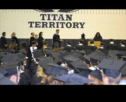 Dominion Graduates Challenged to Lead Lives of Extraordinary Significance