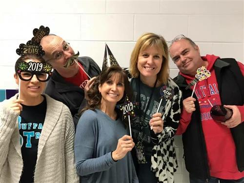 Happy 2019 From the Fifth Grade Team