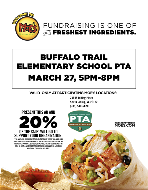 Moes Spirit Night