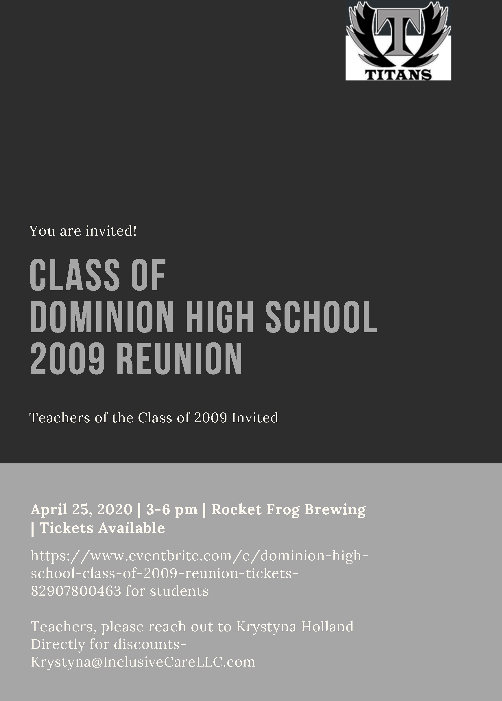 class of 2009 ad