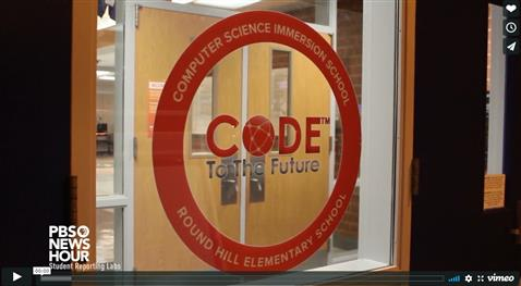 DHS Press Partners with PBS to produce Tiny Coders