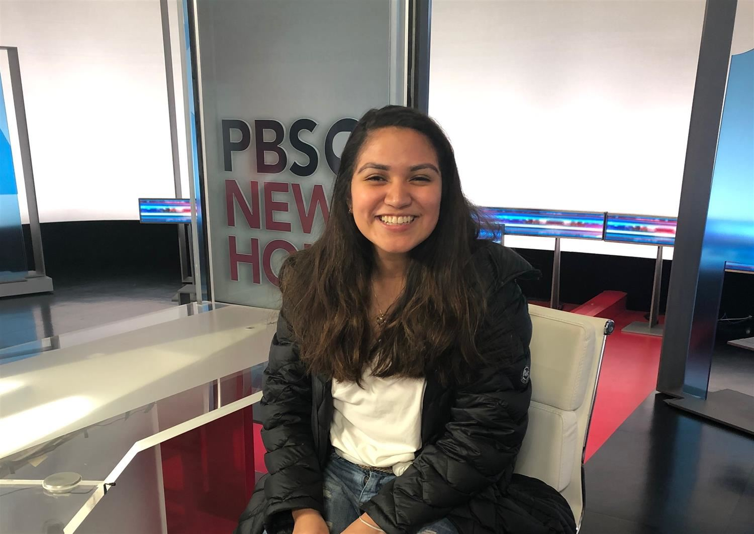 Junior Accepted to PBS NewsHour Student Reporting Labs Summer Academy