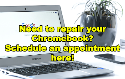 Repair Chromebook