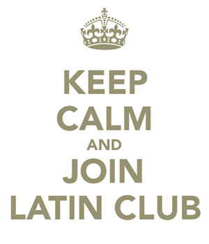 Join Latin club
