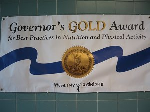 Governor's Gold Award