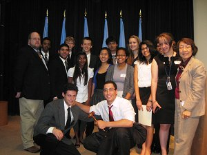 GCDC Spring MUN Conference