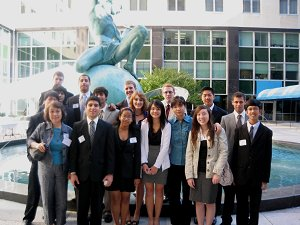 tthe State Department MUN Conference