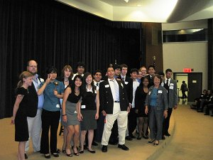 Spring State Department MUN Conference