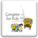 Congress for Kids logo