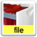 File flashcard