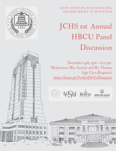 JCHS 1st Annual HBCU Panel Discussion