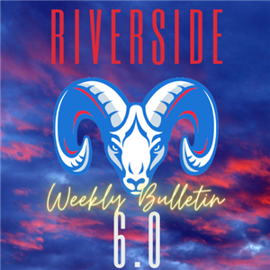 THIS WEEK @ RIVERSIDE