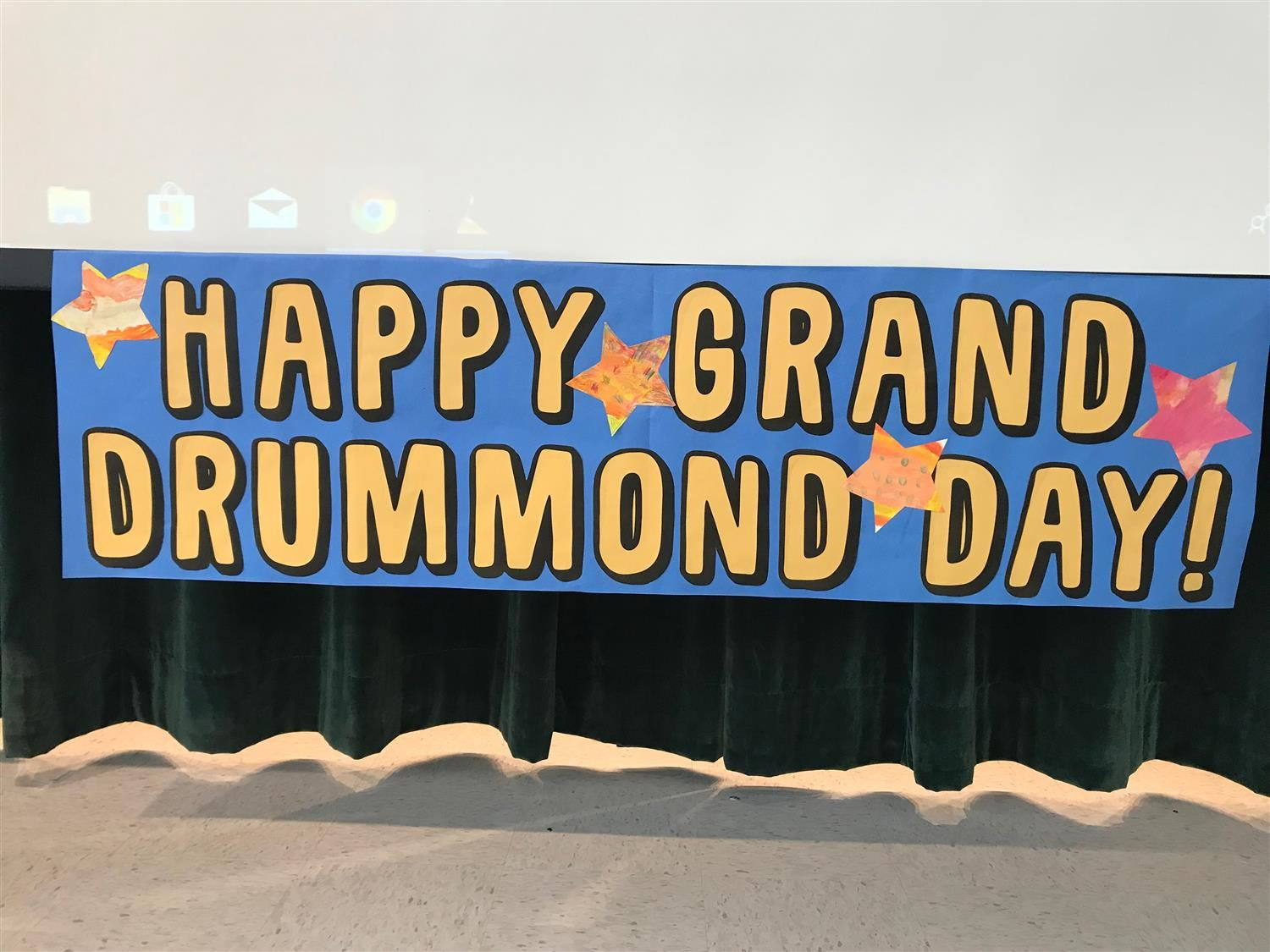 Grand Drummond Day!