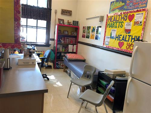 Douglass Health Room