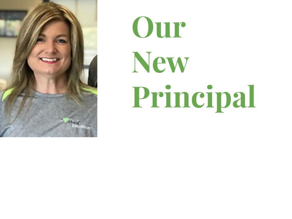 Say HELLO to Douglass's New Principal!