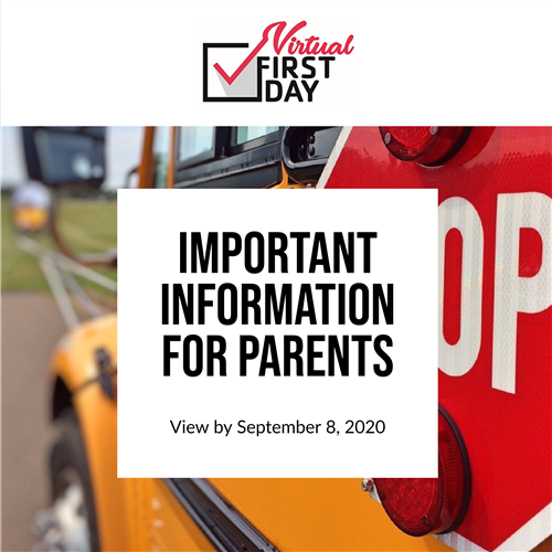Important Information for Parents