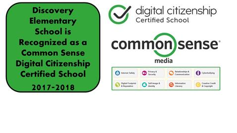 Digital Citizenship Certified School