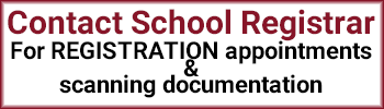 Contact School Registrar Image