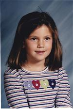 Miss Ayers in 1st grade