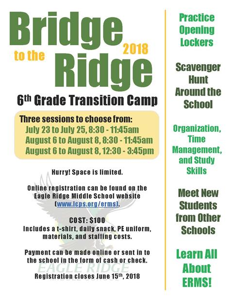Bridge to the Ridge 2018