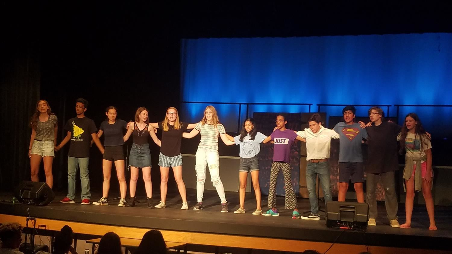 Drama Club Showcase