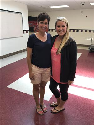 Mrs. Keane and Ms. Moore