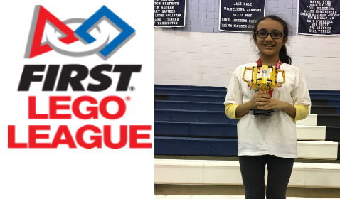 First Lego League Team Advances to State