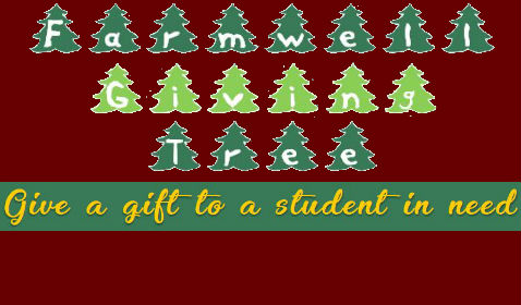 Please Support Farmwell's Giving Tree
