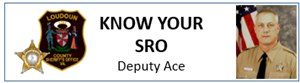 Know Your SRO Deputy Ace