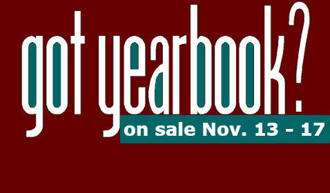 Buy your yearbook IN PERSON!