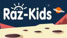 Raz-Kids (not available for some until mid-November)