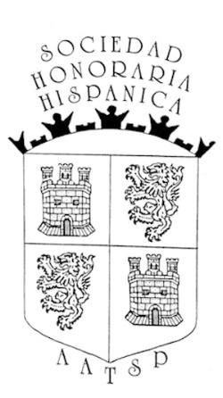 Spanish Honor Society Spanish Honor Society