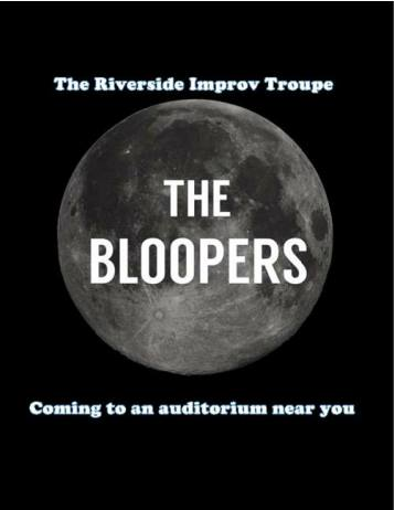 The Bloopers Improv Riverside
