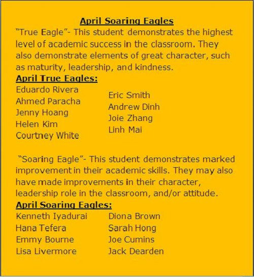 april eagles