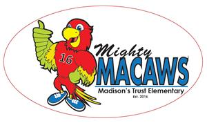Home of the Mighty Macaws!