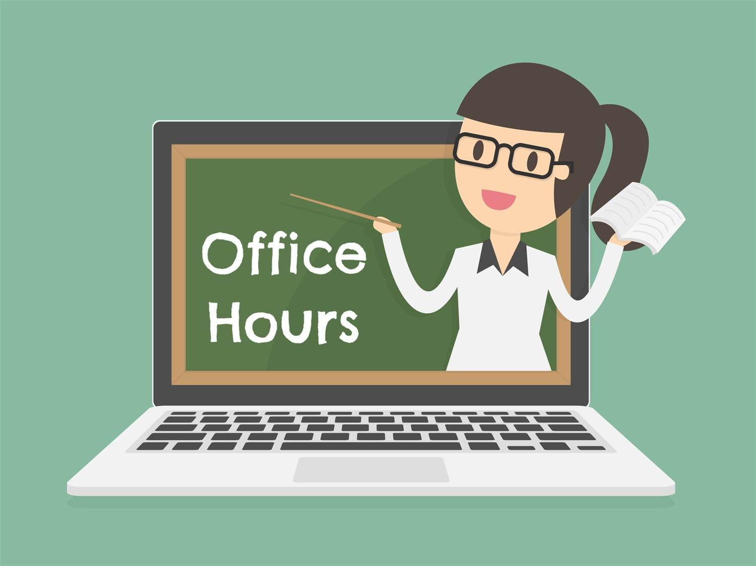 Teacher Online Office Hours