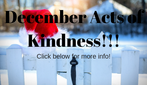 December Acts of Kindness!