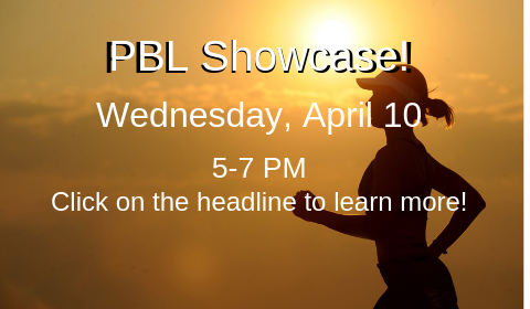 PBL Showcase!