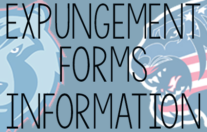 Expungement Forms