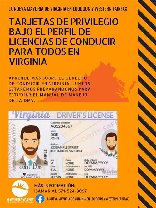 Driver License -  Licencia de manejo