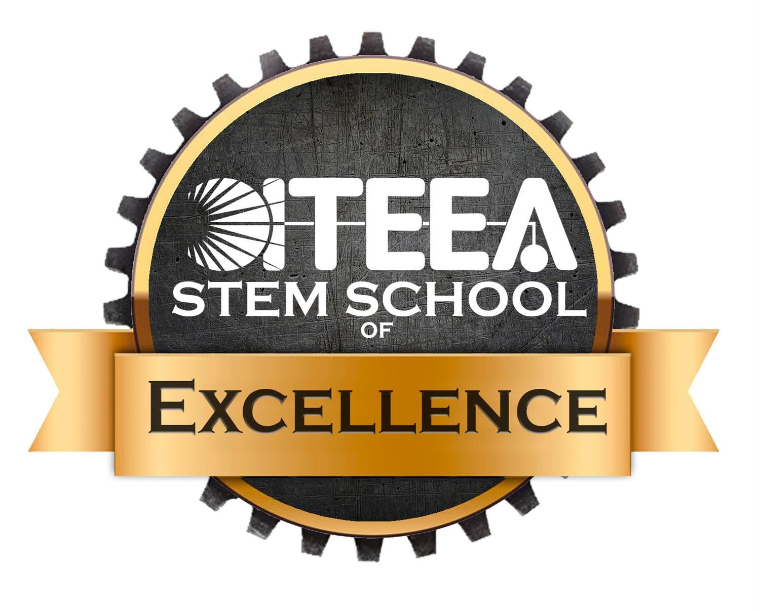 Black and Gold Badge for ITEEA SoE