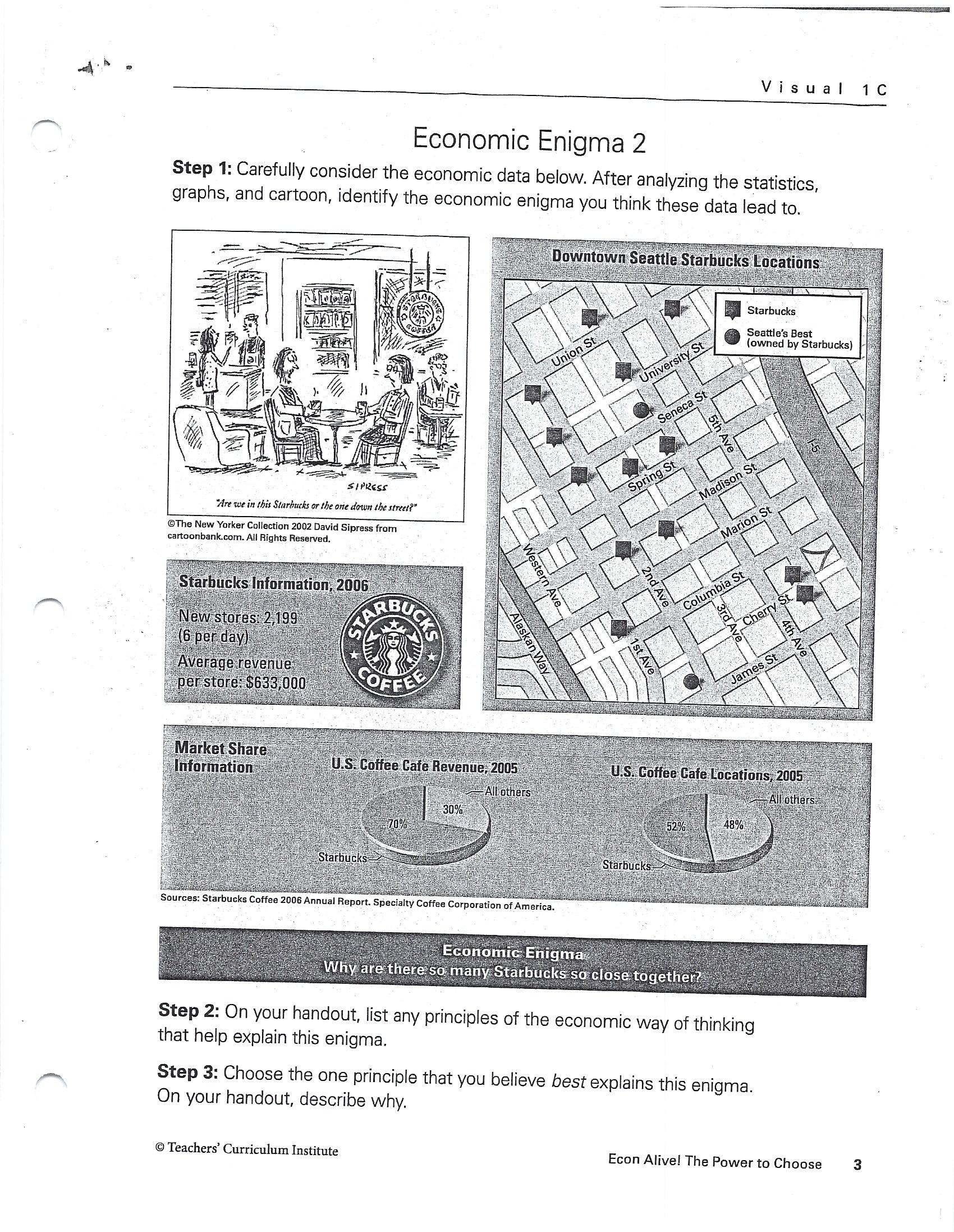 worksheet Freakonomics Movie Worksheet armani brenda social science what we did in economics class examining enigmas enigma 1