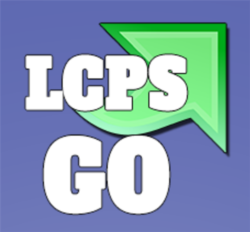Image result for lcps go logo