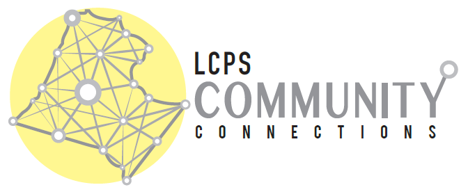 LCPS Community Connection web page