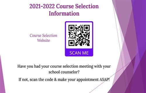 Course Selection Website