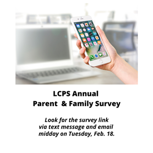 LCPS Annual Parent & Family Survey