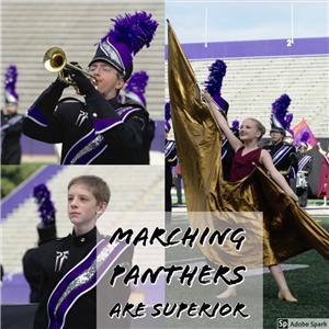 Marching Panthers