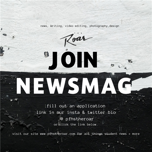 Join the News Magazine