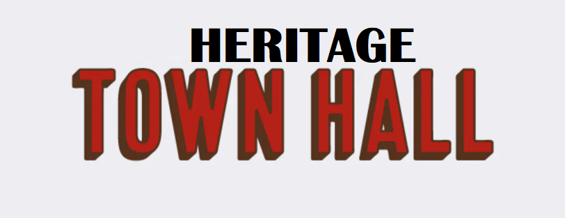 Heritage Town Hall Meeting